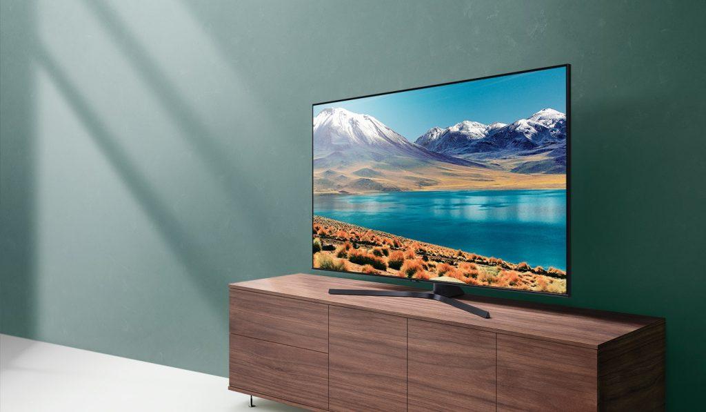 Smart Tivi Samsung 4K 55 inch UA55TU8500KXXV