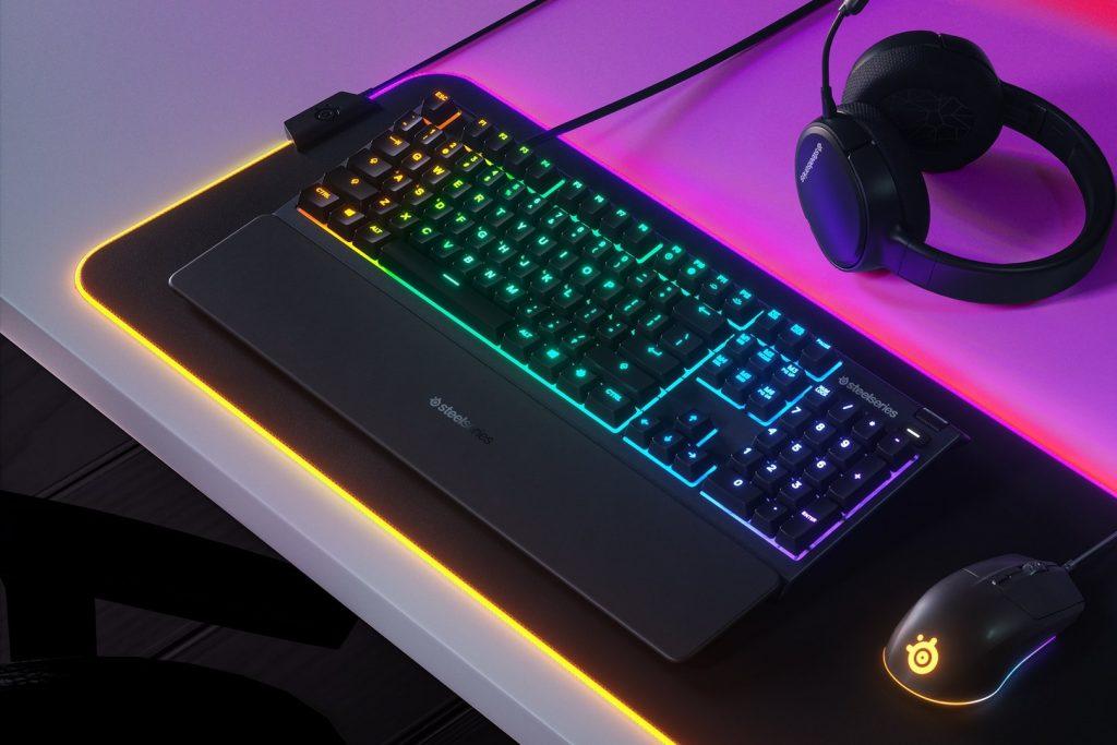 Đèn LED RGB 10 vùng