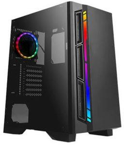Thùng máy/ Case máy tính Antec NX400 - Tempered Glass