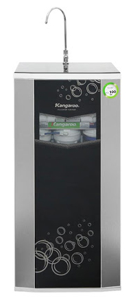 Máy-lọc-nước-Kangaroo-Hydrogen-RO-9-lõi,-VTU,-màu-đen