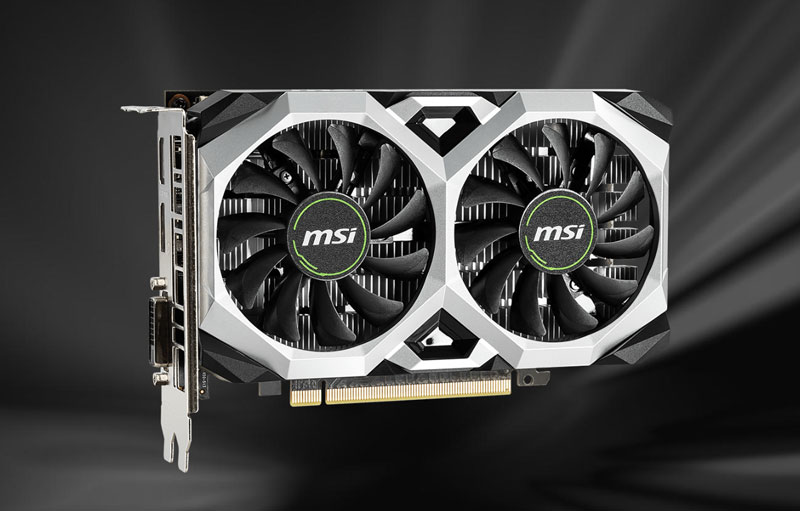 MSI-GeForce-GTX-1650-Ventus-XS-4GB