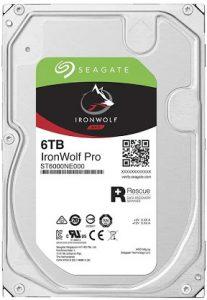 "Ổ cứng HDD Seagate IRONWOLF PRO 6TB 3.5"" Sata (ST6000NE000)"