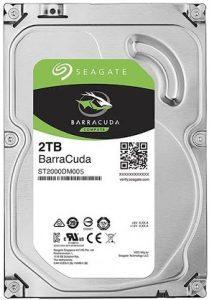 "Ổ cứng HDD Seagate BARRACUDA 2TB 3.5"" Sata (ST2000DM005)"