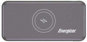 Pin sạc dự phòng Energizer 10,000mAh /3.7V Li-Polymer - QE10007PQGY (Xám)