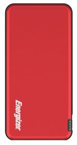 Pin sạc dự phòng Energizer 10,000mAh /3.7V Li-Polymer - UE10046RD (Đỏ)