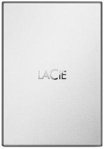 Ổ cứng di động HDD Lacie Birthday Mobile Drive 1TB USB 3.0 (STHY1000800) (Xám)