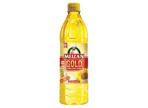 Dầu ăn cao cấp Meizan Gold 1L