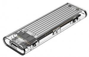 Box ổ cứng Orico NVMe M.2 SSD TCM2-C3 USB3.1 Type-C