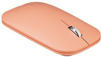 Chuột không dây Microsoft Bluetooth BlueTrack Modern Mobile (màu hồng đào)