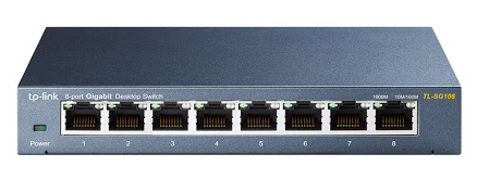 Switch TP-Link TL-SG108 8 cổng
