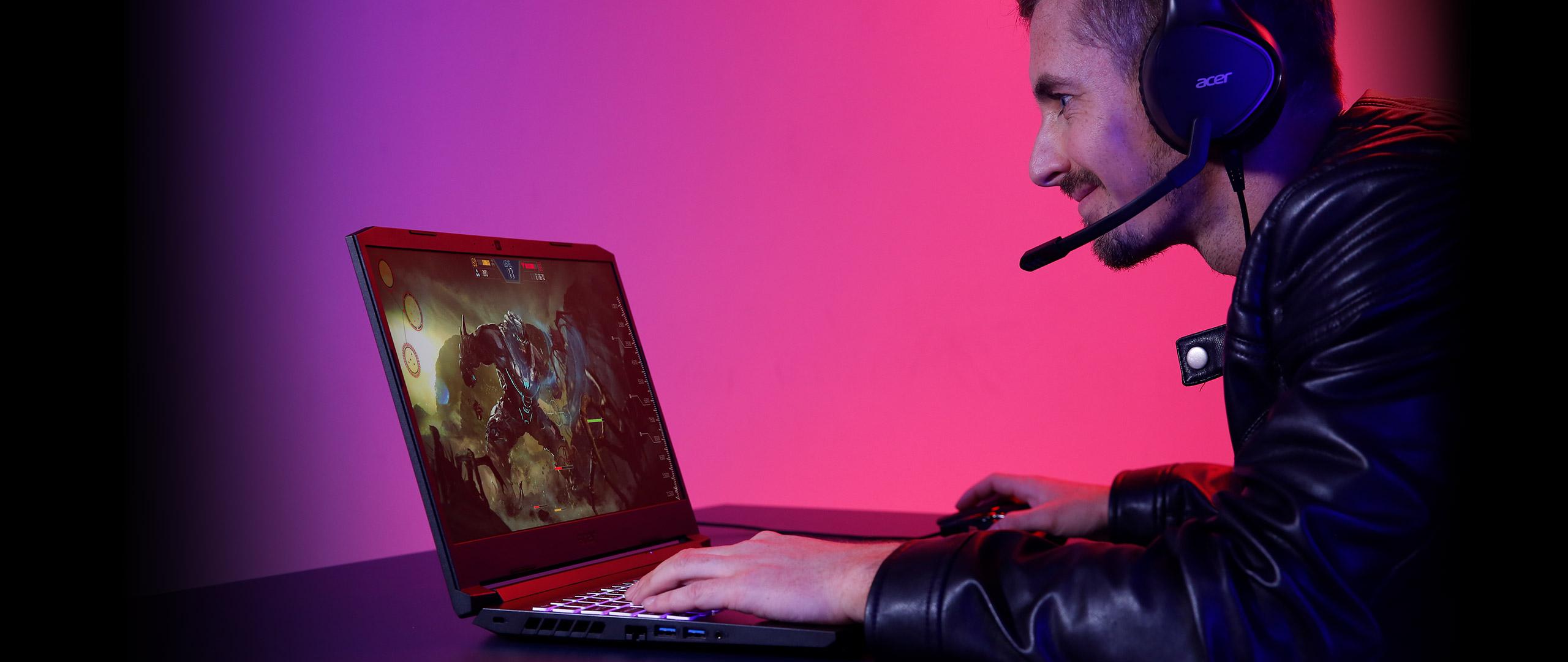 Laptop Acer Nitro 5 AN515-55-5923 (NH.Q7NSV.004) (i5-10300H) (Đen)