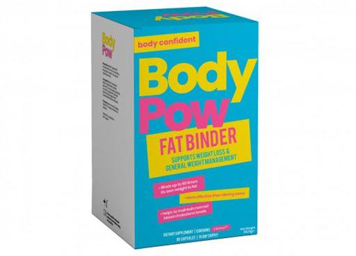 Viên Uống Body Pow Fat Binder (6 vỉ x 15 viên)