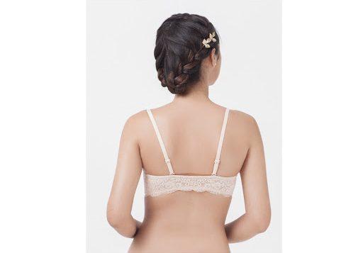 Áo Ngực Demi Cài TRƯỚC iBasic Da Đậm VA149 (36B, Da đậm)