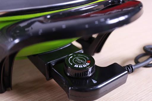 Nồi Lẩu Điện Mishio 5L Xanh Cốm MK219_2
