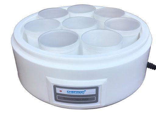 Máy làm sữa chua Chefman CM - 302 (8 cốc nhựa)_4