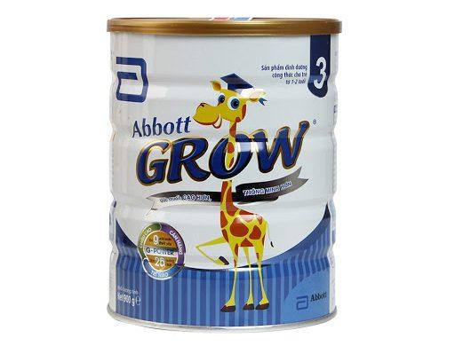Sữa Bột Abbott Grow 3 (G-Power) 900g