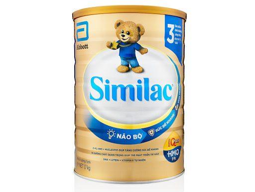 Sữa Bột Similac 3 (HMO) 1.7Kg