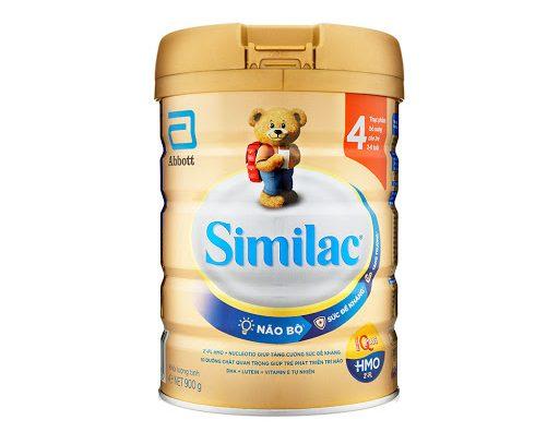 Sữa Bột Similac 4 (HMO) 900g