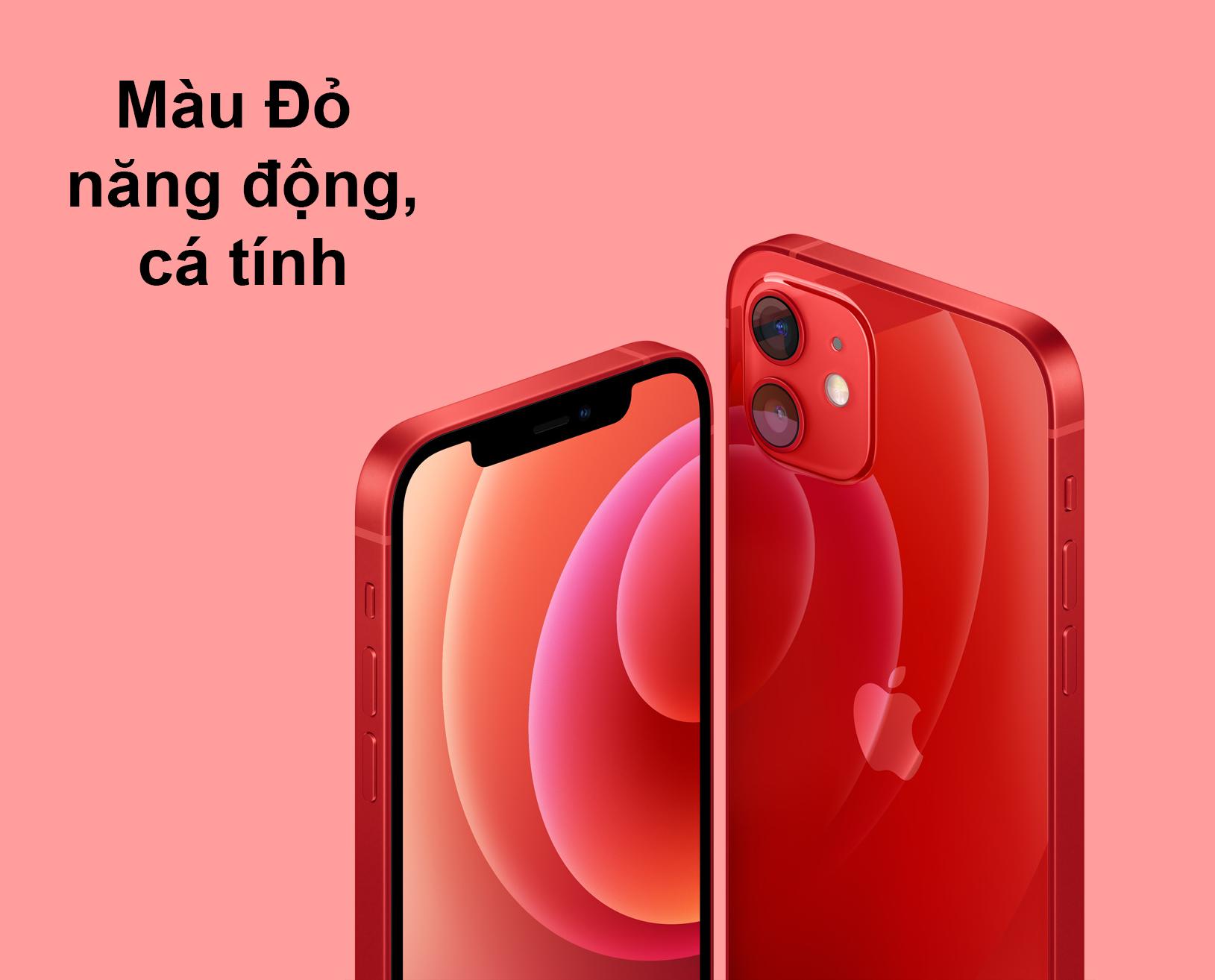 iPhone 12 Mini 128 GB | Màu đỏ năng động cá tính