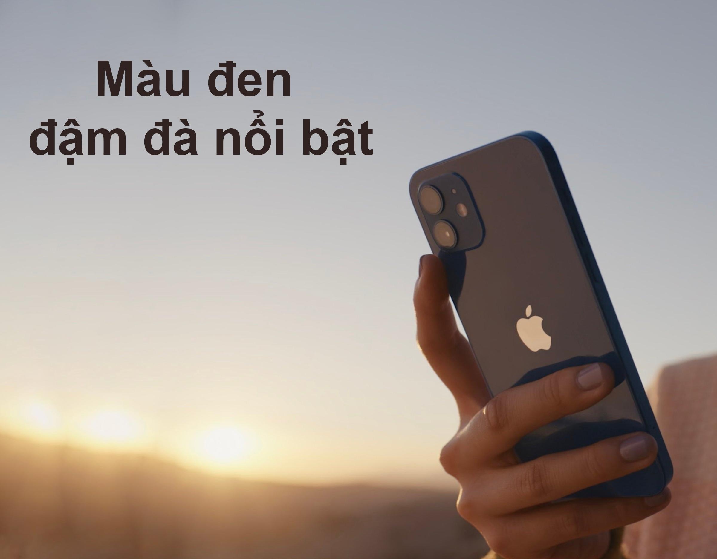 iPhone 12 Mini 64 GB | Màu Đen nổi bật