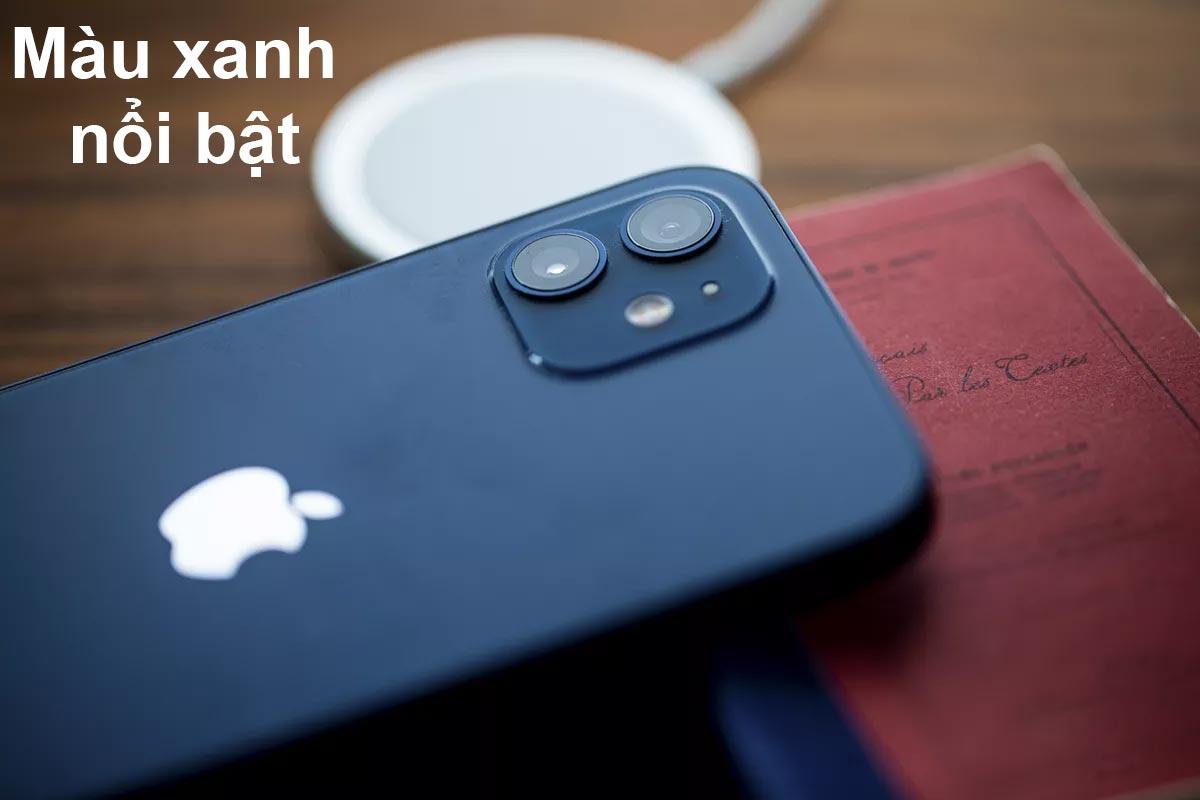 iPhone 12 Mini 64 GB | Màu xanh nổi bật