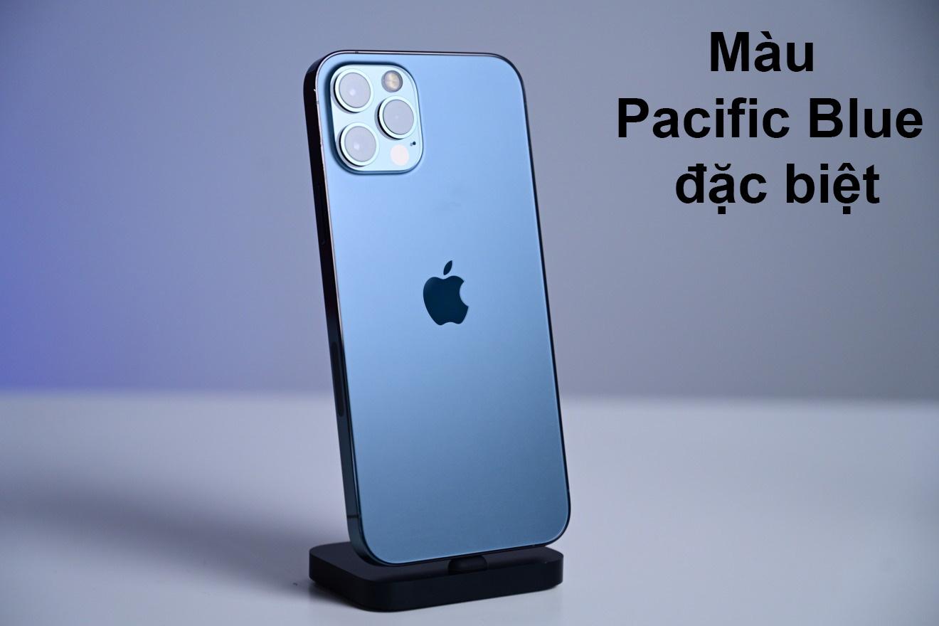 iPhone 12 Pro 256 GB | Màu Pacific Blue đặc biệt