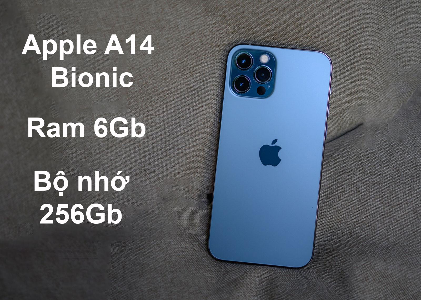 iPhone 12 Pro 256 GB | Hiệu năng mạnh mẽ
