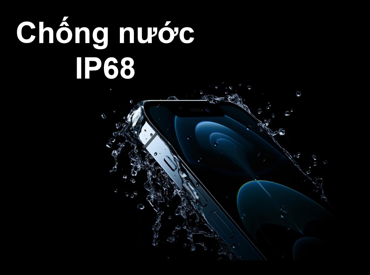 iPhone 12 Pro Max 128 GB | Chống nước IP68