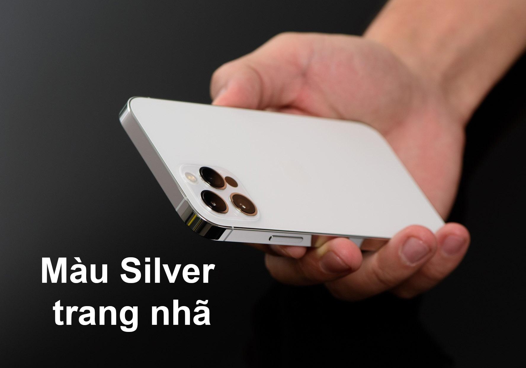 iPhone 12 Pro 128 GB | Màu trắng trang nhã