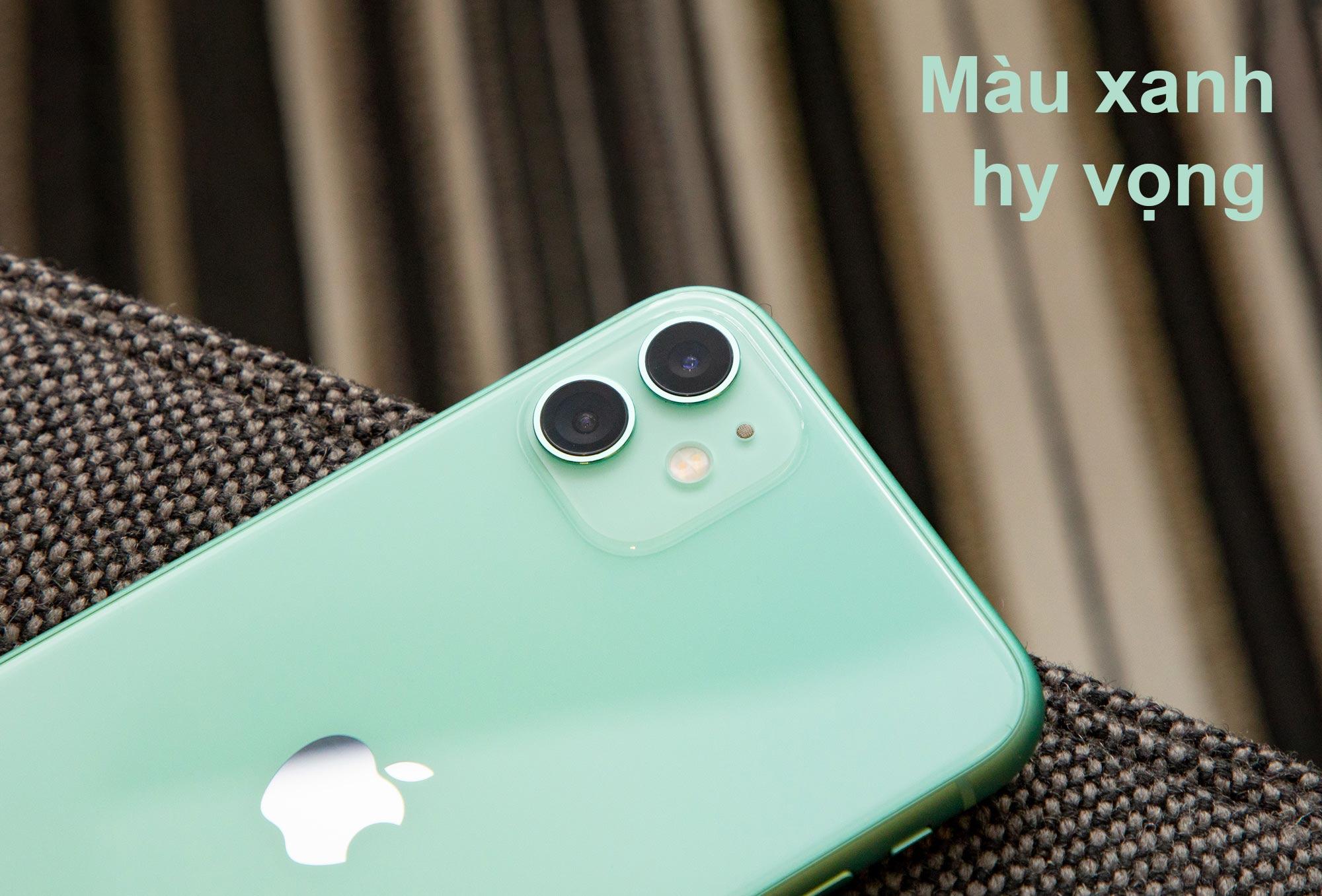 iPhone 12 Mini 64 GB | Màu Xanh hi vọng