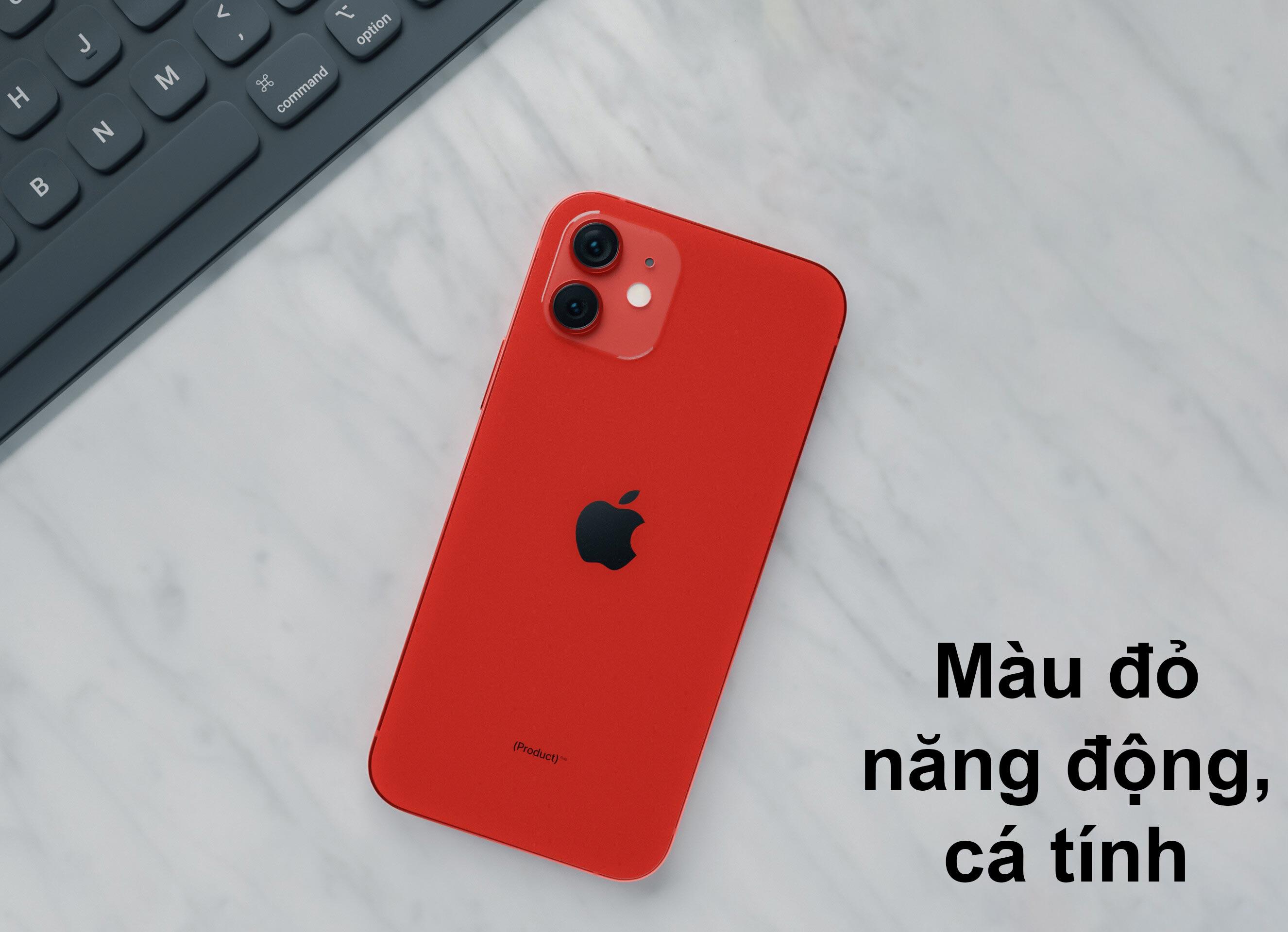 iPhone 12 Mini 64 GB | Màu Dỏ năng động, cá tính