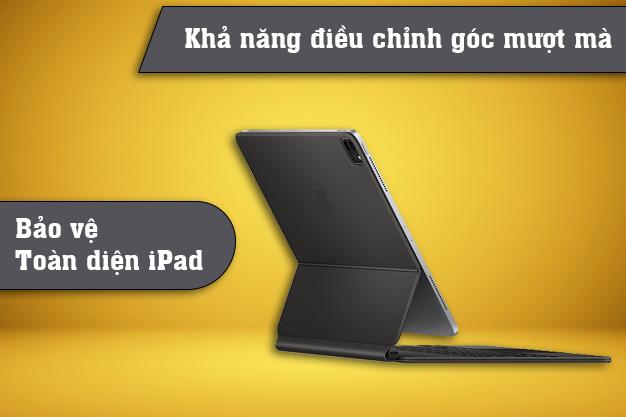 Apple Magic Keyboard iPad Pro 12.9 inch | Bảo vệ toàn diện iPad