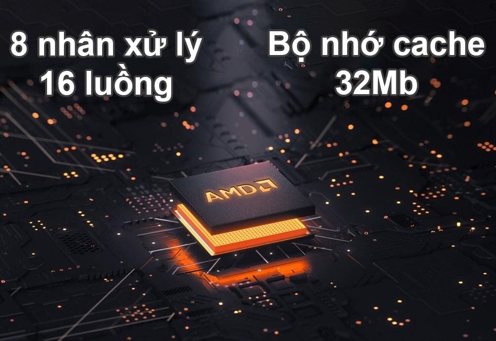 CPU AMD Ryzen 7 5800X | 8 nhân 16 luồng