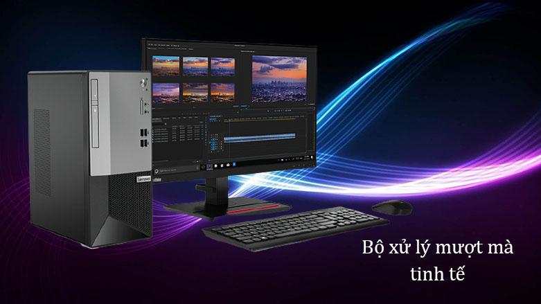 PC Lenovo V50t-13IMB | Bộ xử lý tinh tế mượt mà