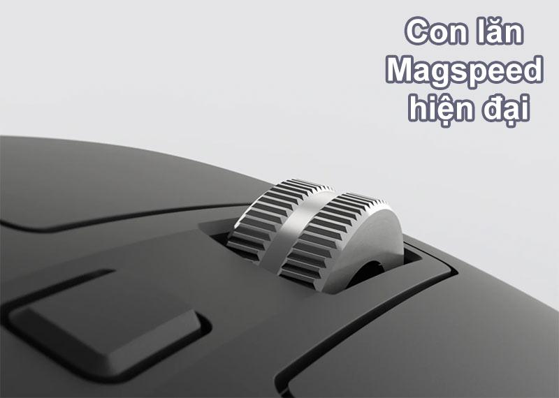 Chuột không dây Logitech MX Master 3 (Đen) | Con lăn hiện đại