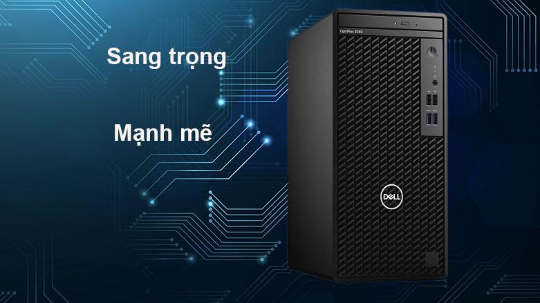 Laptop PC Dell OptiPlex 3080 MT 42OT380003| Thiết kế sang trọng, mạnh mẽ