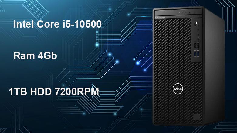 Laptop PC Dell OptiPlex 3080 MT 42OT380003| Hiệu năng mạnh mẽ
