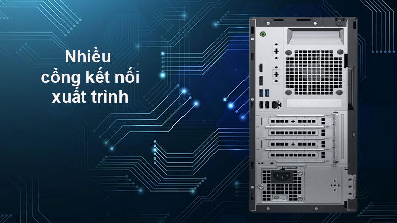 Laptop PC Dell OptiPlex 3080 MT 42OT380003| Nhiều cổng kết nối hiện đại