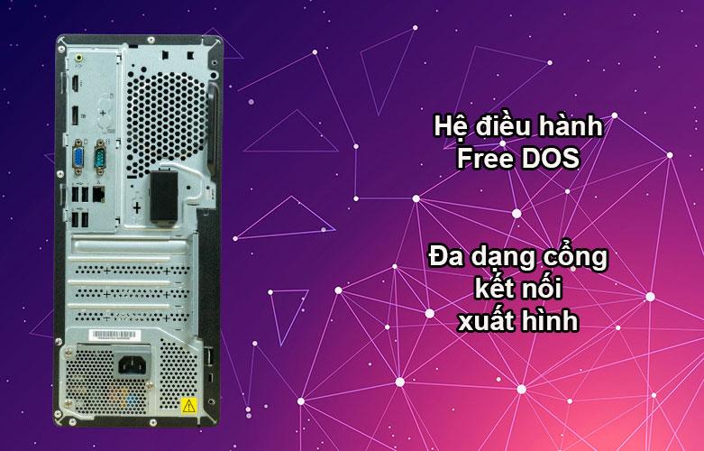 PC Lenovo V53t-13IMB | Hệ điều hành Free DOS, đa dạng cổng xuất trình