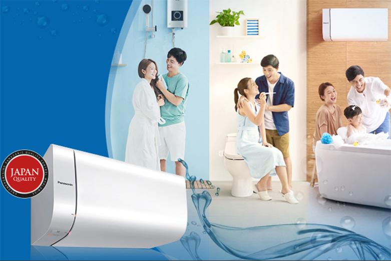Máy nước nóng Panasonic DH-20HBM   Dung tích 20 lít