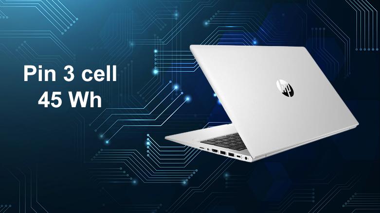 Laptop HP ProBook 450 G8-2H0W1PA | Pin 3 cell 45 Wh
