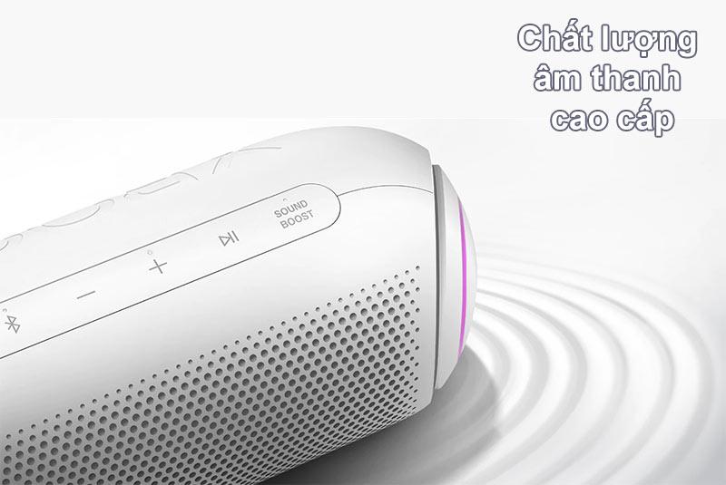 Loa Bluetooth LG PL7W (Trắng) | Chất lượng âm thanh cao cấp