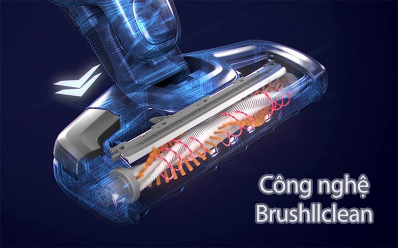 Máy hút bụi Electrolux ZB3314AK | Công nghệ Burshllclean