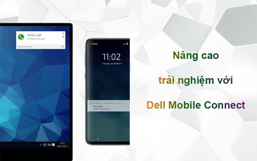 Dell Vostro 3681 70226500 | Nâng cao trải nghiệm với Dell Mobile Connect