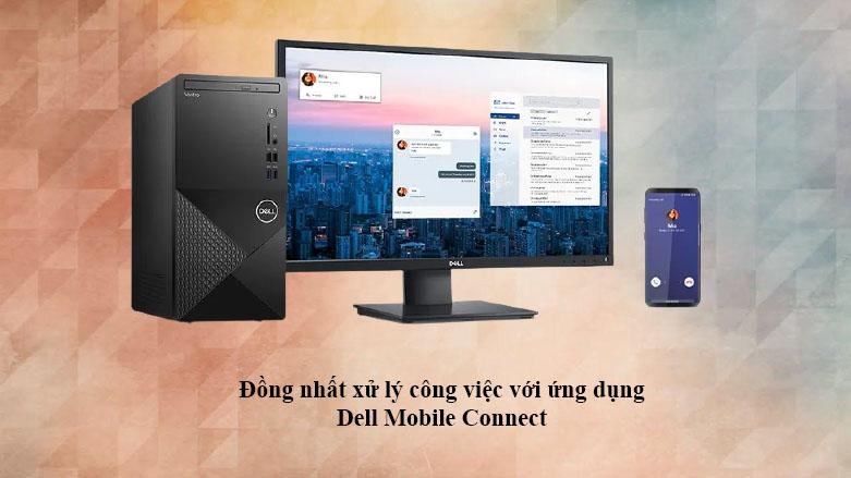 PC Dell Vostro 3888 MT | Đông nhất xử lý công việc với các ứng dụng