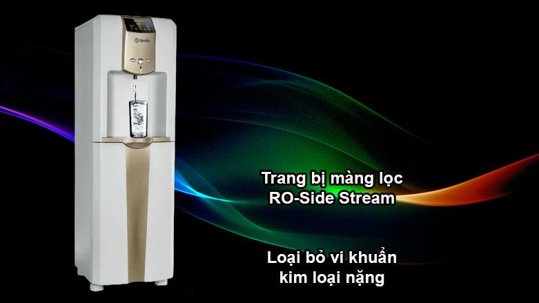 Máy lọc nước AOSmith ADR75-V-ET-1 | Trang bị màng lọc RO- Side Stream, Loại bỏ vi khuẩn kim loại nặng