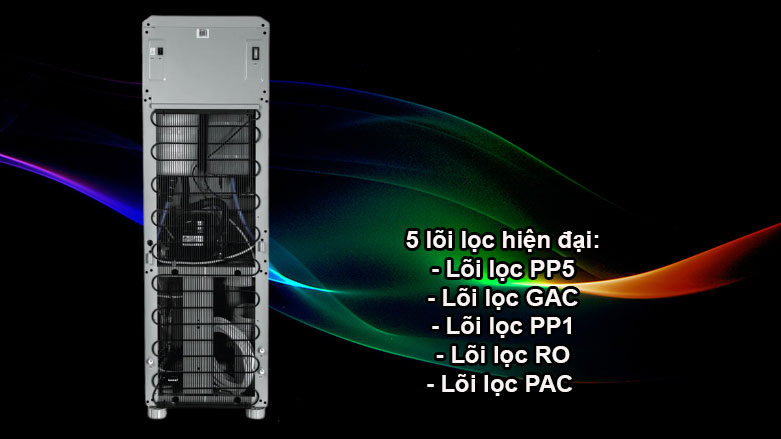 Máy lọc nước AOSmith ADR75-V-ET-1 | Hệ thống 5 lõi lọc