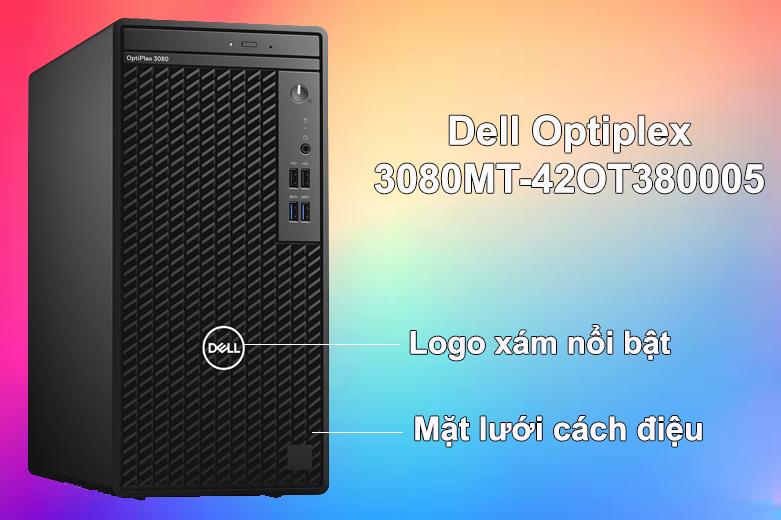 Dell Optiplex 3080MT-42OT380005 | Thiết kế mới mẻ, hiện đại