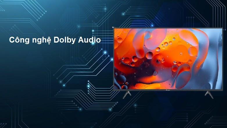 Internet Tivi Casper 32 inch 32HX6200 | Công nghệ Dolby Audio