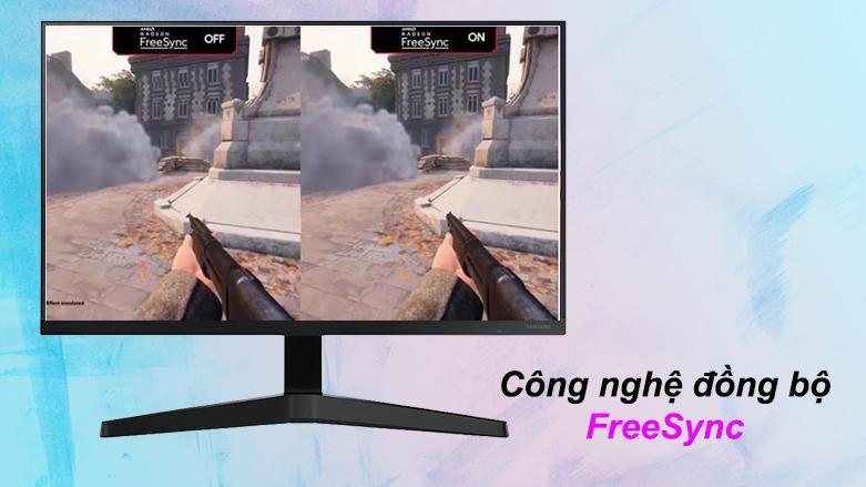 LCD hình Samsung LF22T350 |  Đồng bộ nghệ thuật FreeSync